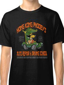 Hong Kong Phooey's Auto Repair & Driving School Classic T-Shirt