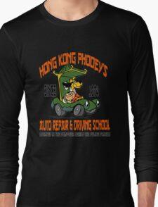 Hong Kong Phooey's Auto Repair & Driving School Long Sleeve T-Shirt
