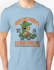 Hong Kong Phooey's Auto Repair & Driving School T-Shirt