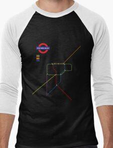 Star Wars Tube  Men's Baseball ¾ T-Shirt
