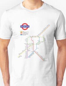 Star Wars Tube  T-Shirt