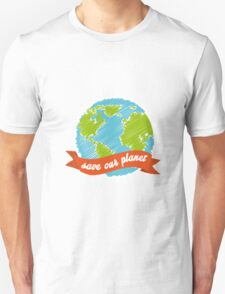 Earth day - Save our planet T-Shirt