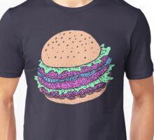 A such Big, Grimy Burger...  Unisex T-Shirt