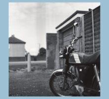 Motorcycle Baby Tee