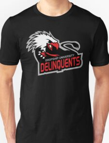 Dropship University Deliquents T-Shirt