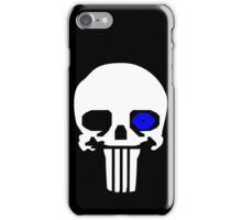 The Pun-Isher iPhone Case/Skin