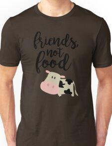 Friends Not Food - Vegan  Unisex T-Shirt