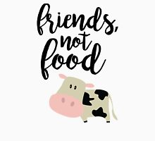 Friends Not Food - Vegan  Unisex T-Shirt