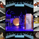 Assorted Instruments Music Collage by VoxCeleste