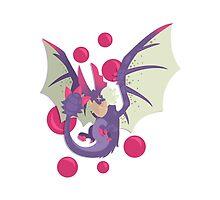 Fuwa Garuga (Sticker Only)  by kinokashi