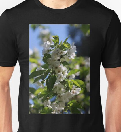 Blossoming Bridgetown Unisex T-Shirt