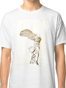 Winged Victory of Samothrace Classic T-Shirt