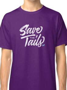 Save The Tails Classic T-Shirt