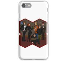Mystery Files iPhone Case/Skin