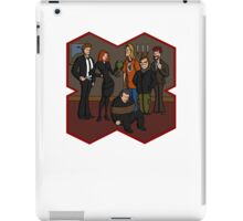 Mystery Files iPad Case/Skin