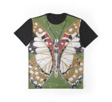 Paper Butterfly - Angola White Lady Graphic T-Shirt