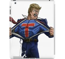 Super Trump iPad Case/Skin
