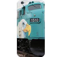Verde Canyon Train Locomotive, Arizona, USA iPhone Case/Skin