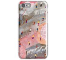 Busy iPhone Case/Skin