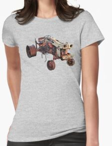 Tractor 2 Womens Fitted T-Shirt