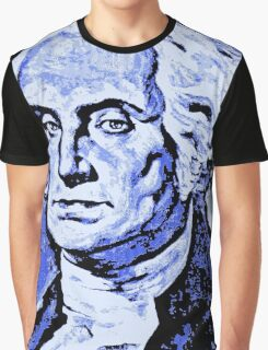 GEORGE WASHINGTON Graphic T-Shirt