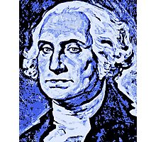 GEORGE WASHINGTON Photographic Print