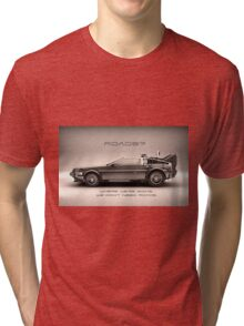 No Roads Tri-blend T-Shirt