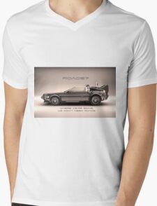 No Roads Mens V-Neck T-Shirt