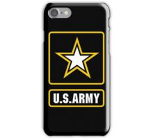 US Army logo iPhone Case/Skin
