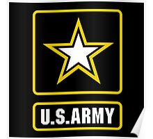 US Army logo Poster