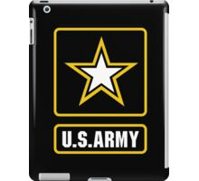 US Army logo iPad Case/Skin