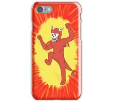 The Great Papy-Dragon! iPhone Case/Skin