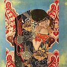 Our Kiss by Kanchan Mahon