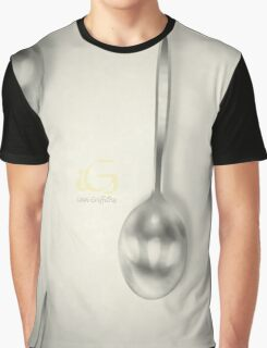 Spoon  Graphic T-Shirt