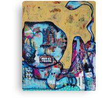 Rawr Canvas Print