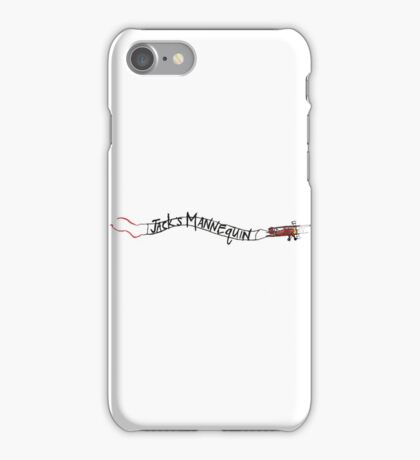 Jack's Mannequin Everything In Transit iPhone Case/Skin
