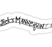 Jack's Mannequin Everything In Transit Sticker