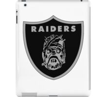 The Tusken Raiders iPad Case/Skin