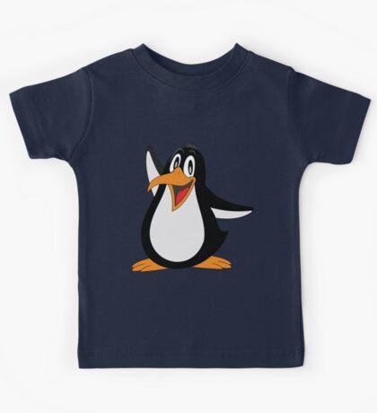 Penguin Shirt Kids Tee
