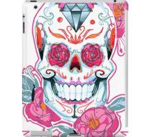 Life is strange Max skull, transparent iPad Case/Skin
