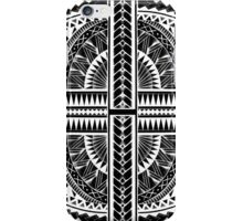Tribe Pattern One iPhone Case/Skin