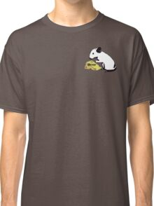 Mouse and Cheese Classic T-Shirt