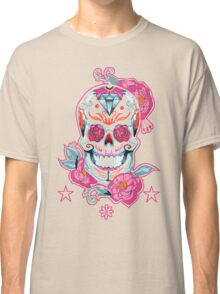Life is strange Max skull, transparent Classic T-Shirt