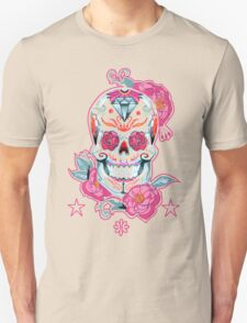 Life is strange Max skull, transparent Unisex T-Shirt