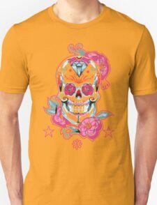 Life is strange Max skull, transparent Unisex T-Shirt