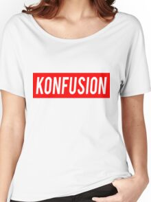 Konstantine  Women's Relaxed Fit T-Shirt