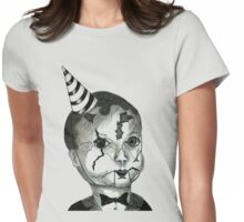 Hello, Dollface Womens Fitted T-Shirt