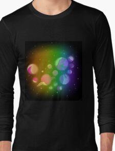 Space dino Long Sleeve T-Shirt