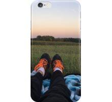 Nike's in a Field iPhone Case/Skin