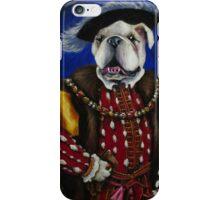 The English Bulldog iPhone Case/Skin